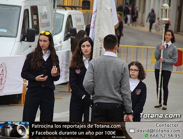 Traslado pasos Jueves Santo 2019 - (Reportaje I) - 2