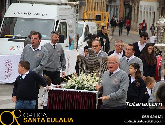 Traslado pasos Jueves Santo 2019 - (Reportaje I) - 5