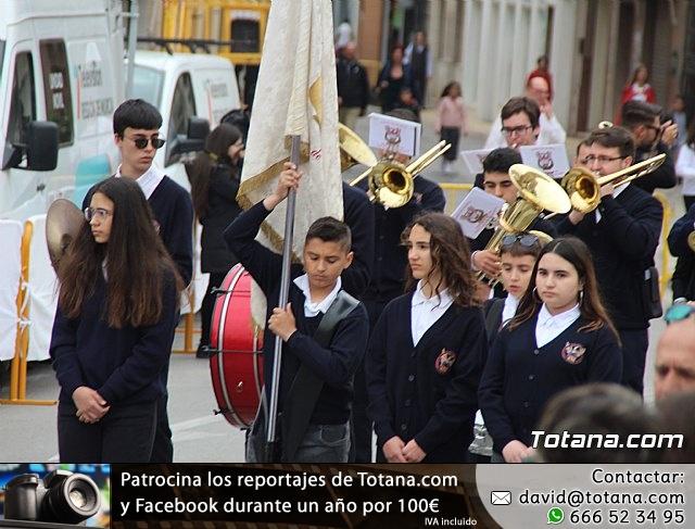 Traslado pasos Jueves Santo 2019 - (Reportaje I) - 6