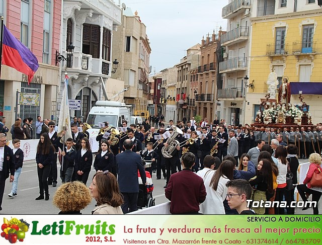 Traslado pasos Jueves Santo 2019 - (Reportaje I) - 7