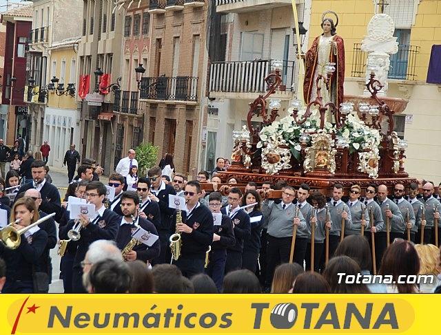 Traslado pasos Jueves Santo 2019 - (Reportaje I) - 9