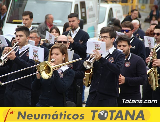 Traslado pasos Jueves Santo 2019 - (Reportaje I) - 11
