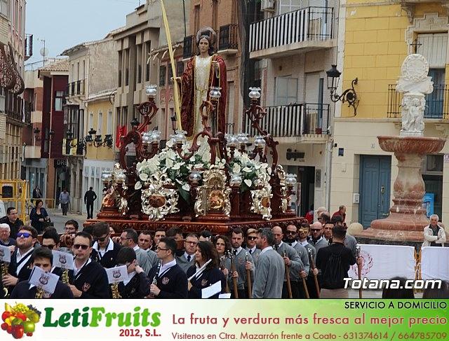 Traslado pasos Jueves Santo 2019 - (Reportaje I) - 12