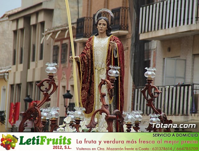 Traslado pasos Jueves Santo 2019 - (Reportaje I) - 13