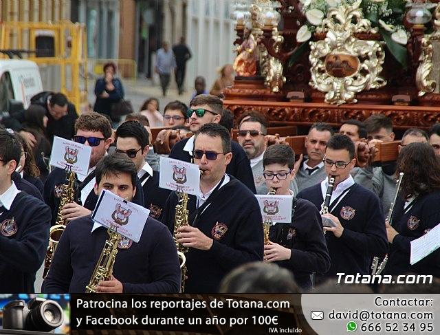 Traslado pasos Jueves Santo 2019 - (Reportaje I) - 14