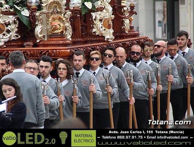 Traslado pasos Jueves Santo 2019 - (Reportaje I) - 24