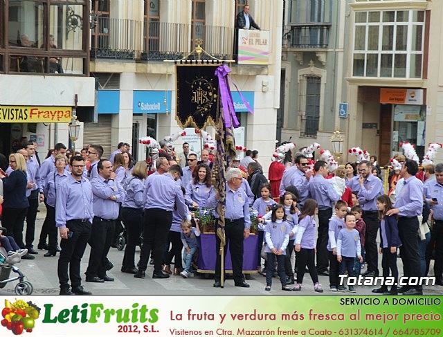 Traslado pasos Jueves Santo 2019 - (Reportaje I) - 27