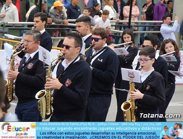 Traslado pasos Jueves Santo 2019 - (Reportaje I) - 29