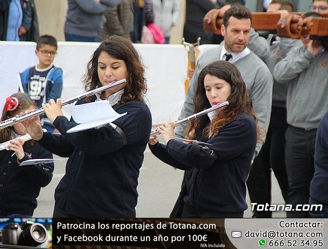 Traslado pasos Jueves Santo 2019 - (Reportaje I) - 31