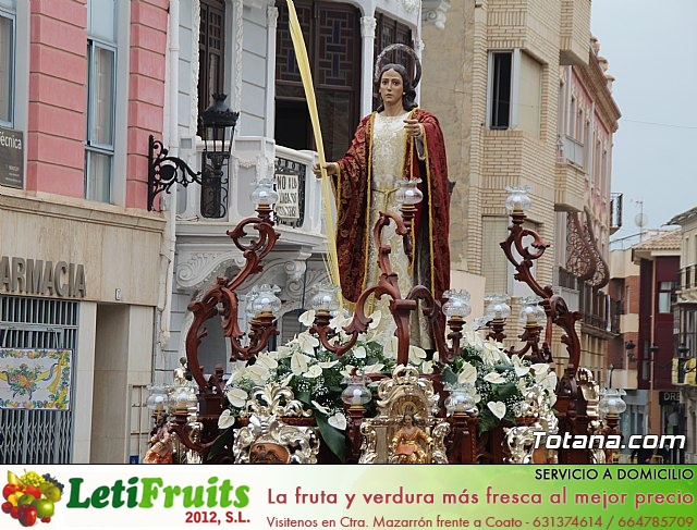Traslado pasos Jueves Santo 2019 - (Reportaje I) - 33