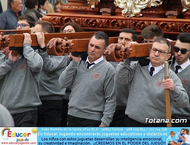 Traslado pasos Jueves Santo 2019 - (Reportaje I) - 34