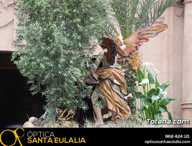 Traslado pasos Jueves Santo 2019 - (Reportaje I) - 543