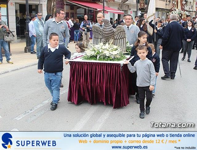 Traslado pasos Jueves Santo 2019 - (Reportaje II) - 11