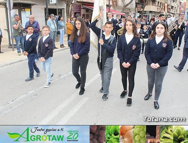 Traslado pasos Jueves Santo 2019 - (Reportaje II) - 16