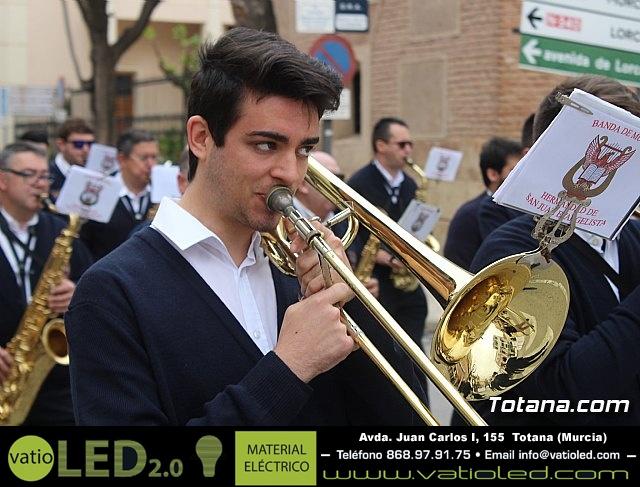 Traslado pasos Jueves Santo 2019 - (Reportaje II) - 24