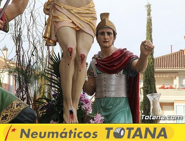 Traslados de los tronos a sus sedes tras la suspensión de la procesión del Santo Entierro 2019 - 3