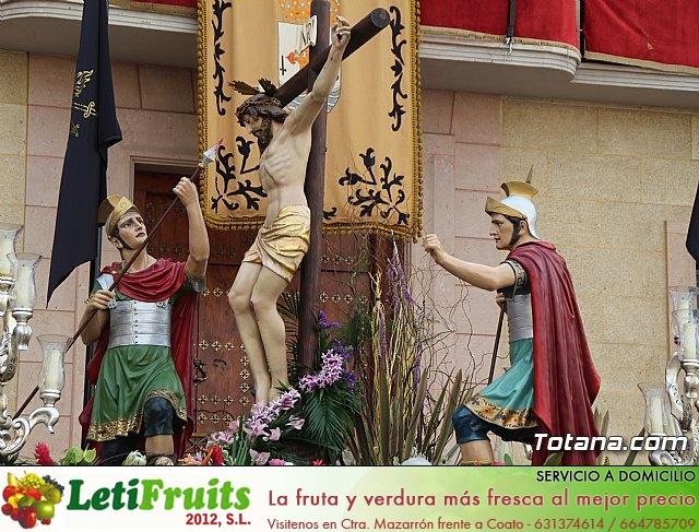 Traslados de los tronos a sus sedes tras la suspensión de la procesión del Santo Entierro 2019 - 13