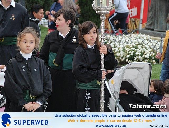 Traslados de los tronos a sus sedes tras la suspensión de la procesión del Santo Entierro 2019 - 22