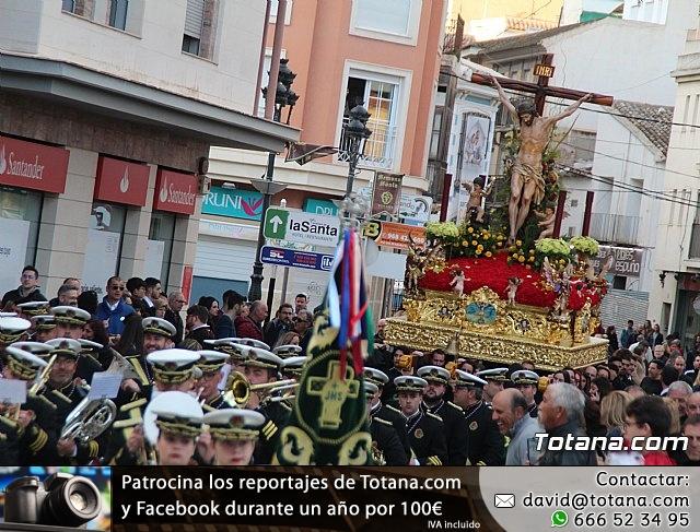 Traslados de los tronos a sus sedes tras la suspensión de la procesión del Santo Entierro 2019 - 25