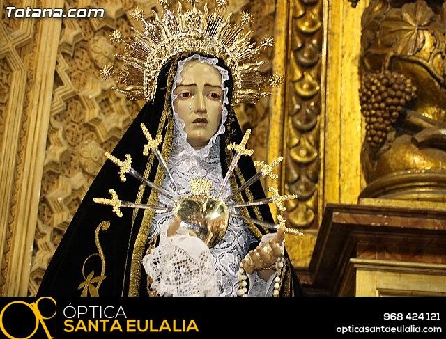 Triduo en honor a Nuestra Señora de los Dolores (I) - 2013 - 19