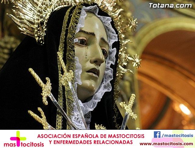 Triduo en honor a Nuestra Señora de los Dolores (I) - 2013 - 26