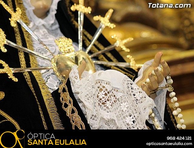 Triduo en honor a Nuestra Señora de los Dolores (I) - 2013 - 30