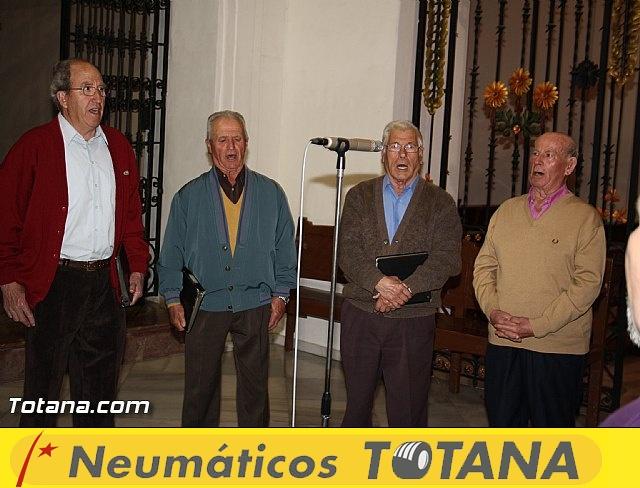 Bendición del nuevo trono de la Cofradía de Jesús Resucitado - 3
