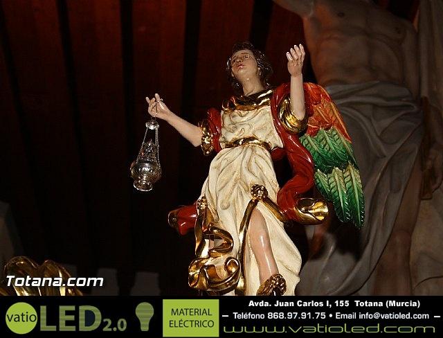 Bendición del nuevo trono de la Cofradía de Jesús Resucitado - 11