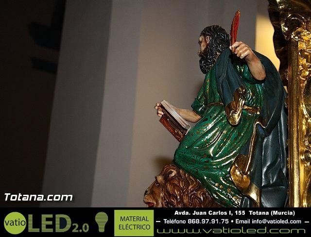 Bendición del nuevo trono de la Cofradía de Jesús Resucitado - 14
