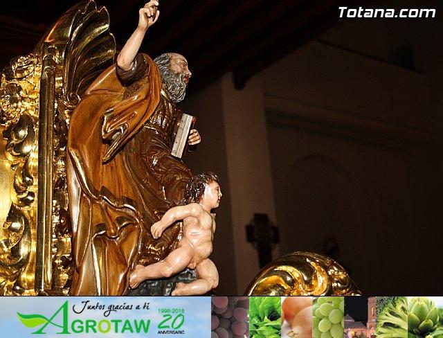 Bendición del nuevo trono de la Cofradía de Jesús Resucitado - 15