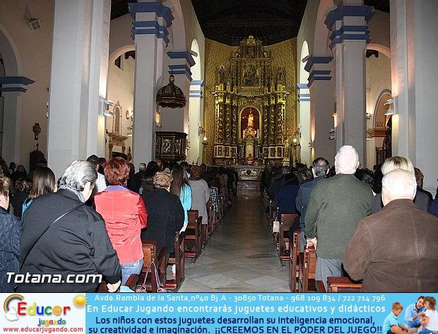 Bendición del nuevo trono de la Cofradía de Jesús Resucitado - 19