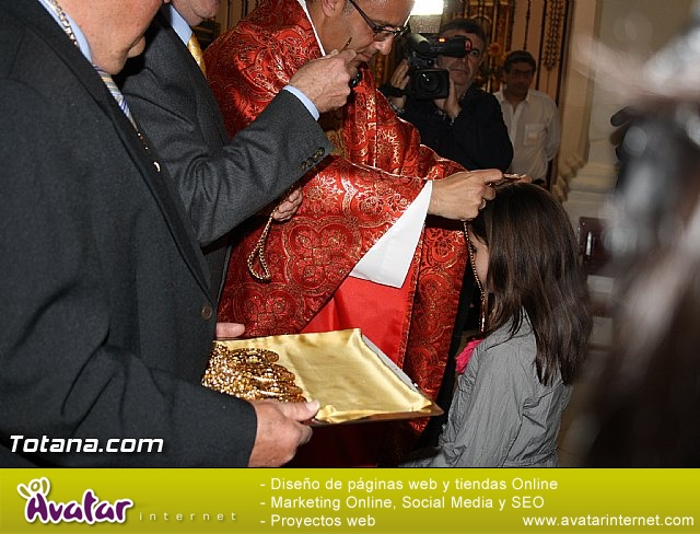 Bendición del nuevo trono de la Cofradía de Jesús Resucitado - 37