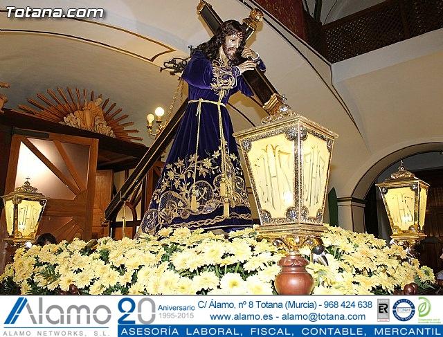 Vía Crucis Viernes de Dolores 2013 - Nuestro Padre Jesús - 1