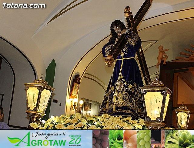 Vía Crucis Viernes de Dolores 2013 - Nuestro Padre Jesús - 4