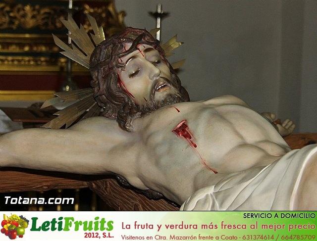 Homenaje a Juan Ant. Yáñez de Lara y Vía Crucis de Hdes. y Cofradías 2016 - 4