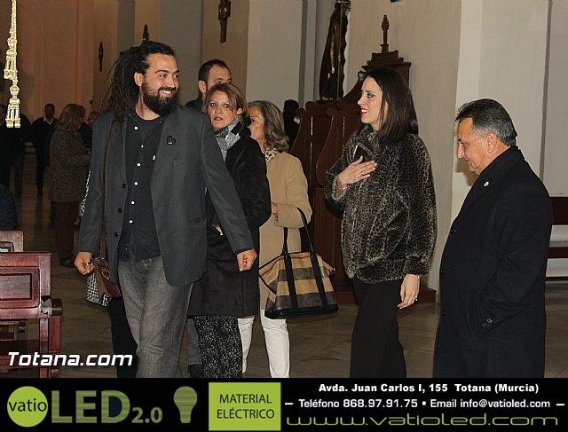 Homenaje a Juan Ant. Yáñez de Lara y Vía Crucis de Hdes. y Cofradías 2016 - 11