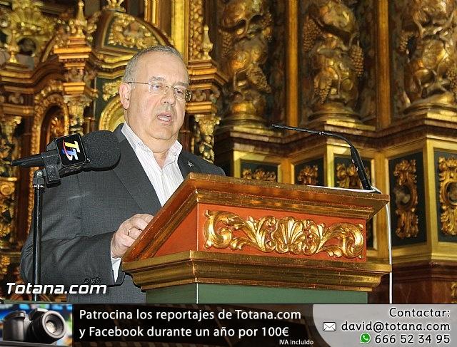 Homenaje a Juan Ant. Yáñez de Lara y Vía Crucis de Hdes. y Cofradías 2016 - 14
