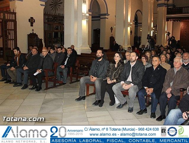 Homenaje a Juan Ant. Yáñez de Lara y Vía Crucis de Hdes. y Cofradías 2016 - 15