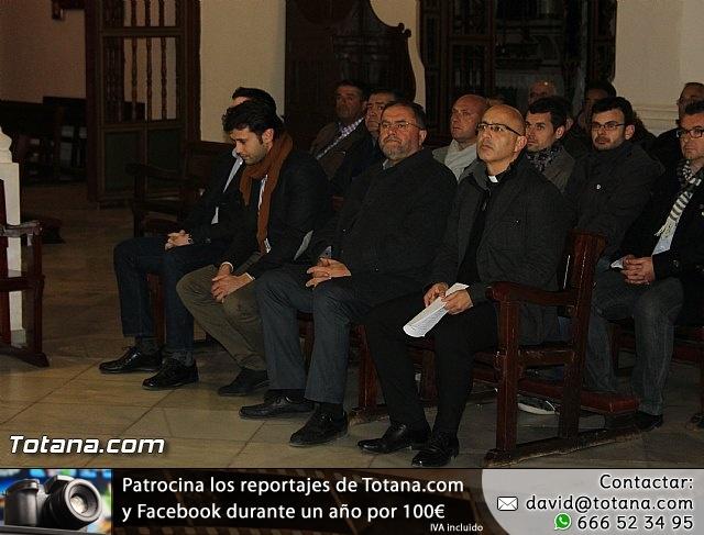 Homenaje a Juan Ant. Yáñez de Lara y Vía Crucis de Hdes. y Cofradías 2016 - 16