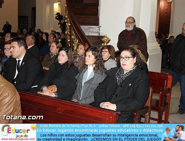 Homenaje a Juan Ant. Yáñez de Lara y Vía Crucis de Hdes. y Cofradías 2016 - 19