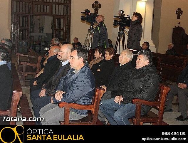 Homenaje a Juan Ant. Yáñez de Lara y Vía Crucis de Hdes. y Cofradías 2016 - 20