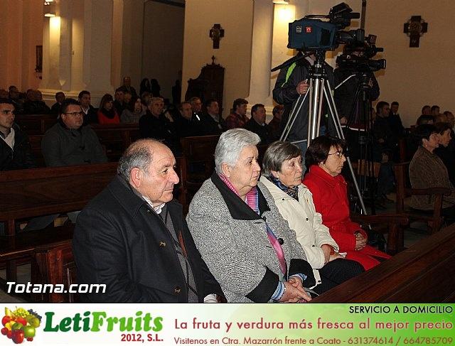 Homenaje a Juan Ant. Yáñez de Lara y Vía Crucis de Hdes. y Cofradías 2016 - 23