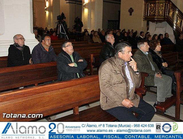 Homenaje a Juan Ant. Yáñez de Lara y Vía Crucis de Hdes. y Cofradías 2016 - 24
