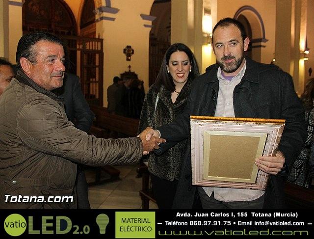 Homenaje a Juan Ant. Yáñez de Lara y Vía Crucis de Hdes. y Cofradías 2016 - 29