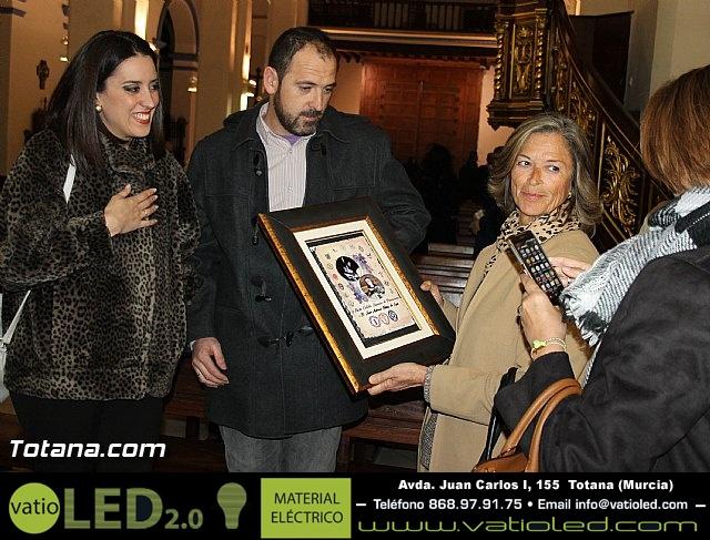 Homenaje a Juan Ant. Yáñez de Lara y Vía Crucis de Hdes. y Cofradías 2016 - 31