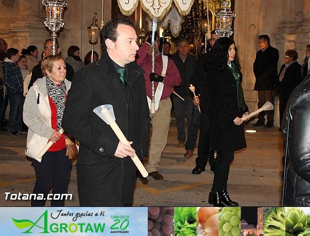 Homenaje a Juan Ant. Yáñez de Lara y Vía Crucis de Hdes. y Cofradías 2016 - 47