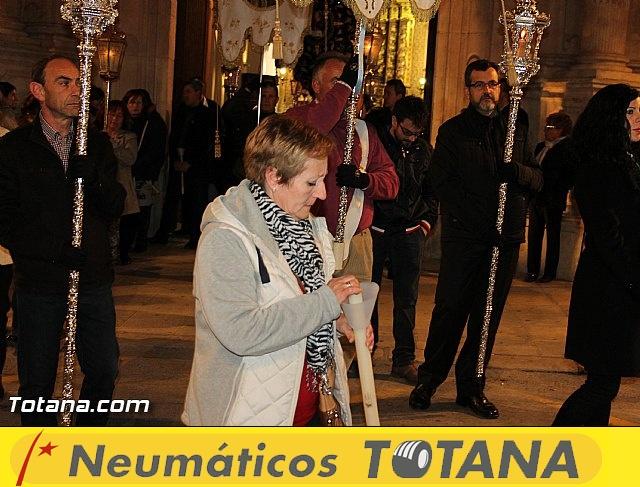 Homenaje a Juan Ant. Yáñez de Lara y Vía Crucis de Hdes. y Cofradías 2016 - 48