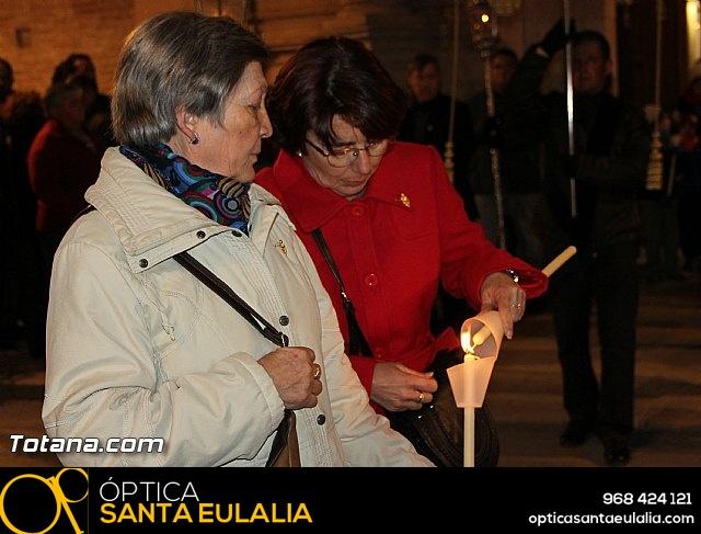 Homenaje a Juan Ant. Yáñez de Lara y Vía Crucis de Hdes. y Cofradías 2016 - 51