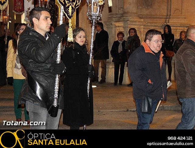 Homenaje a Juan Ant. Yáñez de Lara y Vía Crucis de Hdes. y Cofradías 2016 - 57