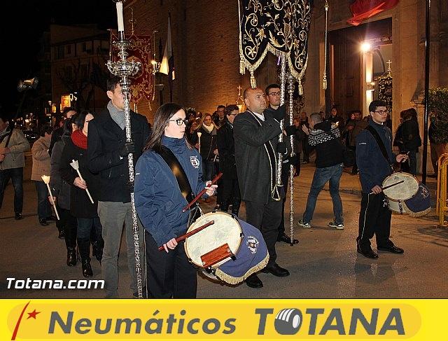 Homenaje a Juan Ant. Yáñez de Lara y Vía Crucis de Hdes. y Cofradías 2016 - 66